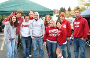 Alumni Tailgating Event 08